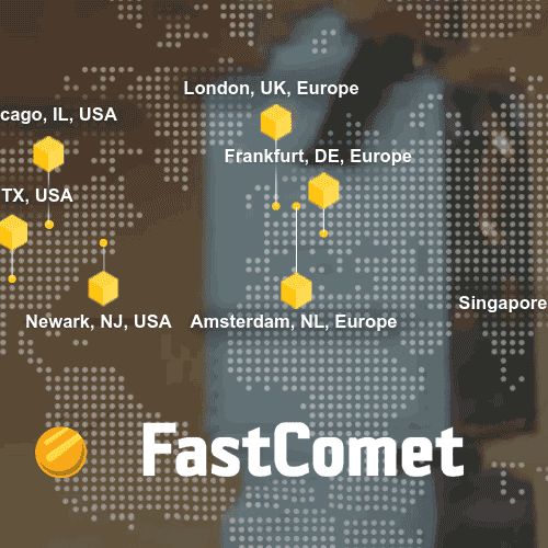 FASTCOMET - SHARED WEB HOSTING