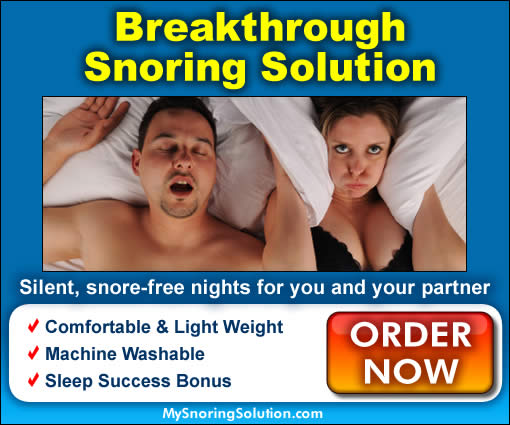 Snoring Jaw Supporter - How it Works?